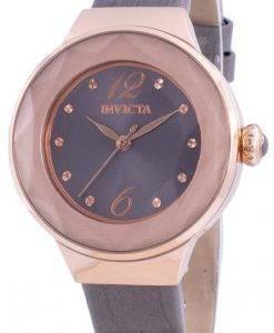 インビクタエンジェル29786クォーツダイヤモンドアクセントレディース腕時計