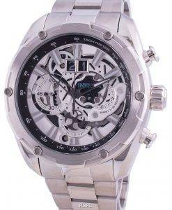 インビクタスピードウェイ30036クォーツタキメーターメンズ腕時計