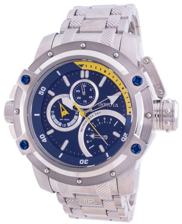 インビクタ連合軍30379クォーツクロノグラフメンズ腕時計