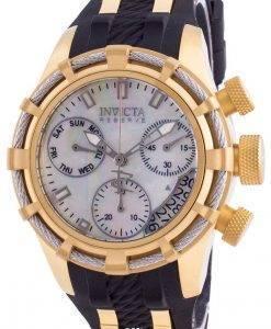 インビクタリザーブボルト30529クォーツクロノグラフ200Mレディース腕時計