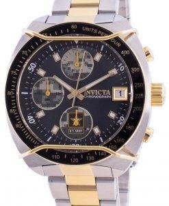 インビクタ米軍31846クォーツクロノグラフレディース腕時計