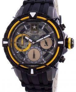 インビクタ米軍31850クォーツクロノグラフレディース腕時計