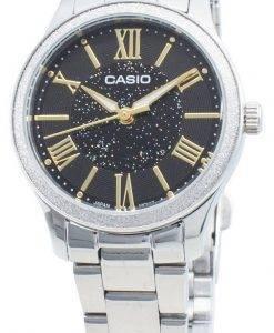 カシオLTP-E164D-1Aレディース腕時計