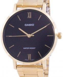 カシオLTP-VT01G-1Bクォーツレディース腕時計