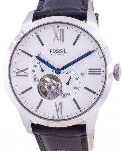 Fossil Townsman ME3167自動スケルトンメンズ腕時計