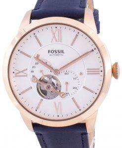 Fossil Townsman ME3171自動スケルトンメンズ腕時計
