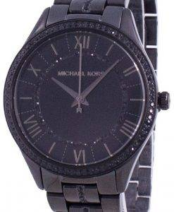 マイケルコースローリンMK4337クォーツダイヤモンドアクセントレディース腕時計