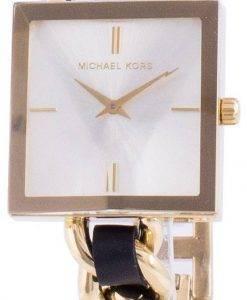 マイケルコースチェーンロックMK4445クォーツレディース腕時計
