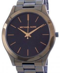 マイケルコーススリムランウェイMK8715クォーツメンズ腕時計