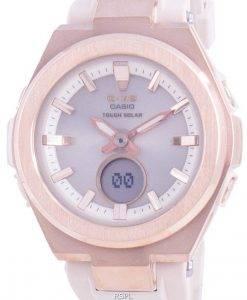 カシオベビー-G G-MS MSG-S200G-4Aソーラーショック耐性レディース腕時計