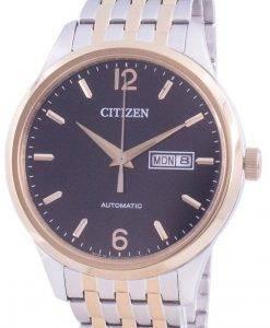 シチズンNH7504-52E自動日本製メンズ腕時計