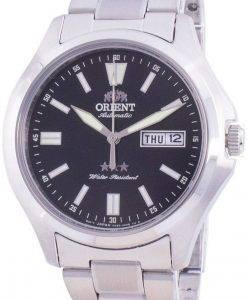 オリエント3つ星RA-AB0F07B19B自動メンズ腕時計