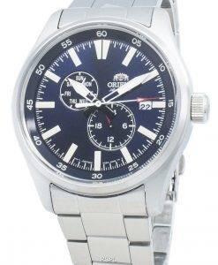 オリエントディフェンダーII RA-AK0401L10B自動メンズ腕時計