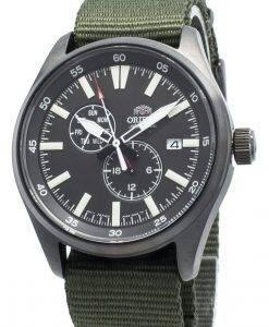 オリエントディフェンダーII RA-AK0403N10B自動メンズ腕時計