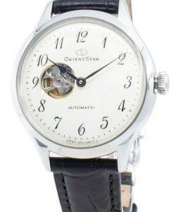 オリエントスター自動RE-ND0007S00Bオープンハートレディース腕時計