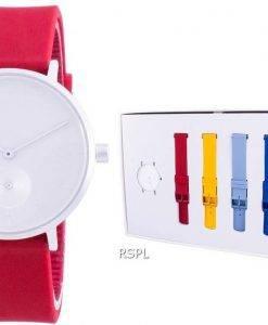 スカーゲンAaren Kulor SKW1124クォーツレディース腕時計