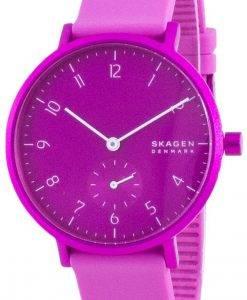 スカーゲンAaren Kulor SKW2803クォーツレディース腕時計
