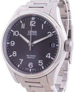オリスビッグクラウンプロパイロット01 751 7697 4063-07 8 20 19 01-751-7697-4063-07-8-20-19自動メンズ腕時計