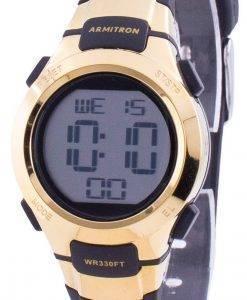 アーミトロンスポーツ457012GBKクォーツレディース腕時計