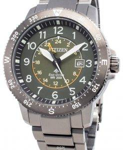 シチズンエコドライブプロマスターBJ7095-56X 200Mメンズ腕時計