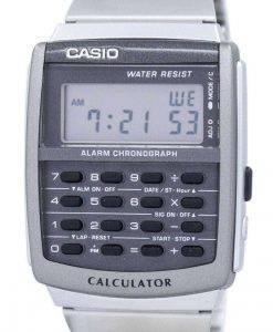 カシオクラシッククォーツ電卓CA-506-1DF CA506-1DFメンズ腕時計