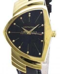 ハミルトンベンチュラH24301731クォーツレディース腕時計