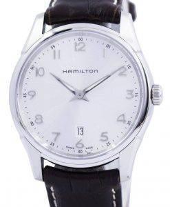 ハミルトンジャズマスターシンラインクォーツH38511553メンズ腕時計
