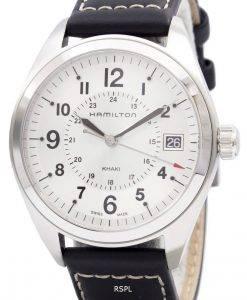 ハミルトンカーキフィールドクォーツスイス製H68551753メンズ腕時計