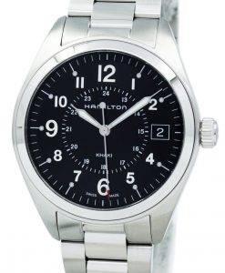 ハミルトンカーキフィールドクオーツH68551933メンズ腕時計