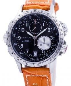 ハミルトンカーキETOクロノグラフH77612933メンズ腕時計