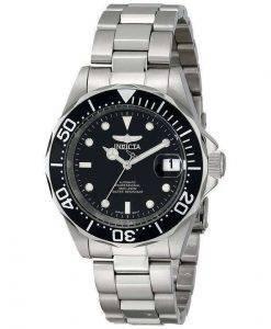 インビクタ プロのダイバー 200 M 自動ブラック ダイヤル INV8926/8926 メンズ腕時計腕時計