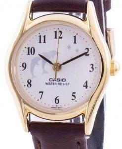 カシオLTP-1094Q-7B9クォーツレディース腕時計