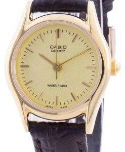 カシオエンティサーLTP-1094Q-9Aクォーツレディース腕時計