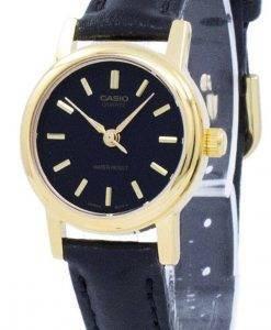 カシオアナログクォーツLTP-1095Q-1A LTP1095Q-1Aレディース腕時計