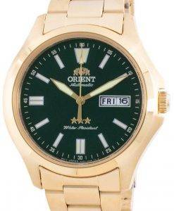 Orient Three Star Automatic RA-AB0F02E19A Men's Watch