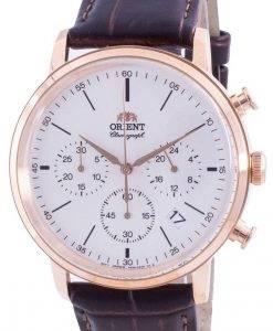 Orient Sports RA-KV0403S10B Quartz Chronograph Men's Watch