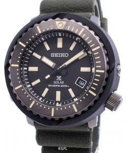 セイコープロスペックスソーラーダイバーSNE543P1 200 Mメンズ腕時計