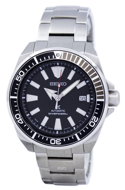 改装されたセイコープロスペックスSa SRPB49 SRPB49J1 SRPB49J日本製ダイバーズ200 Mメンズ腕時計