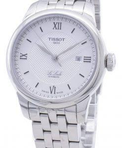 ティソT-ClassicルロクルT006.207.11.038.00 T0062071103800オートマティックレディースウォッチ