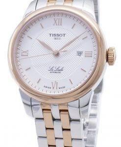 ティソT-ClassicルロックルT006.207.22.038.00 T0062072203800オートマティックウォッチ