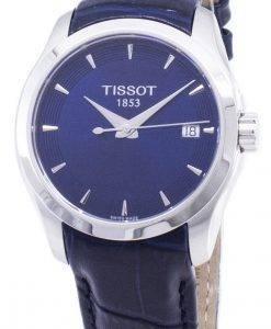 ティソT-Classic Couturier Lady T035.210.16.041.00 T0352101604100クォーツレディース腕時計