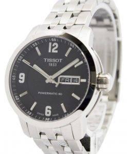 ティソTスポーツPRC 200自動T055.430.11.057.00 T0554301105700メンズ腕時計