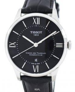 Tissot Chemin Des Tourelles Powermatic 80スイス製T099.407.16.058.00 T0994071605800メンズ腕時計