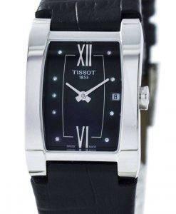 ティソTレディGENEROSI-TクォーツT105.309.16.126.00 T1053091612600レディース腕時計