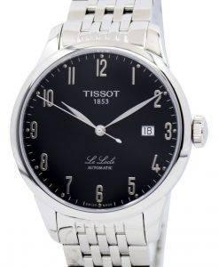 ティソルロックル自動T41.1.483.52 T41148352メンズ腕時計
