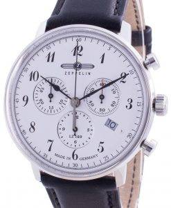 ツェッペリンヒンデンブルクLZ129 7086-1 70861クォーツクロノグラフメンズ腕時計