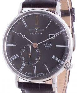 ツェッペリンLZ120ローマ7134-2 71342クォーツメンズ腕時計