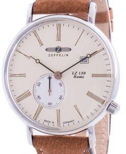 ツェッペリンLZ120ローマ7134-5 71345クォーツメンズ腕時計