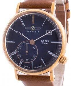 ツェッペリンLZ120ローマ7137-3 71373クォーツメンズ腕時計