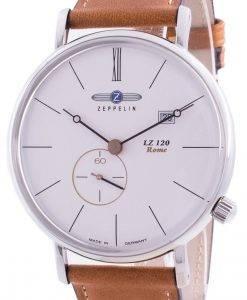 ツェッペリンLZ120ローマ7138-4 71384クォーツメンズ腕時計